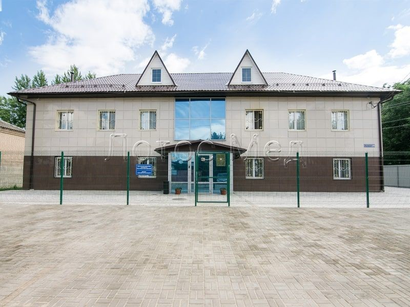 здание стационара клиники Лотос Мед